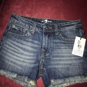 Kids 7 for all mankind Shorts